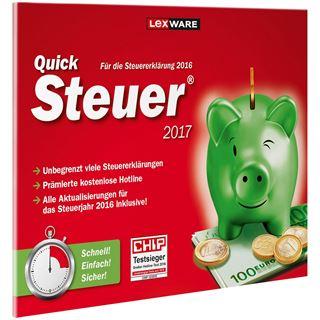 Lexware Quicksteuer 2017