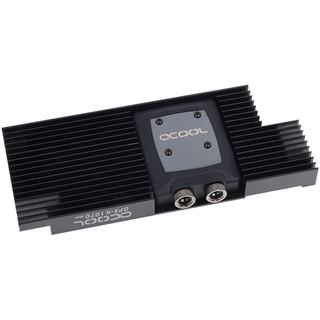 Alphacool NexXxoS GPX - Nvidia Geforce GTX 1070 M03 - mit Backplate - Schwarz