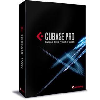 Steinberg Cubase Pro 9 Retail GBDFIESPT