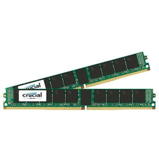 32GB Crucial DDR4-2400 regECC DIMM CL15 Dual Kit