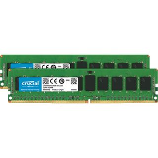 8GB Crucial CT2K4G4WFS8266 DDR4-2666 ECC DIMM CL19 Dual Kit