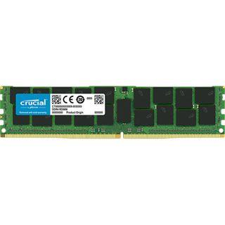 16GB Crucial CT16G4RFD4266 DDR4-2666 regECC DIMM CL19 Single