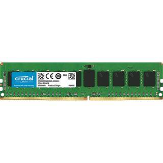 8GB Crucial CT8G4RFD8266 DDR4-2666 regECC DIMM CL19 Single