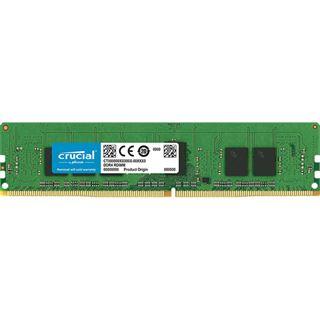 4GB Crucial CT4G4WFS8266 DDR4-2666 ECC DIMM CL19 Single