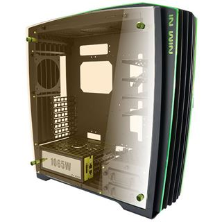 IN WIN H-Frame 2.0 NVIDIA Edition mit Sichtfenster Big Tower 1065