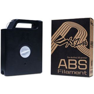 XYZPrinting Filamentcassette Sun Orange ABS für 3D Drucker Da