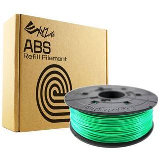 XYZPrinting Filamentcassette Bottle Green ABS für 3D Drucker Da