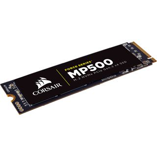480GB Corsair Force MP500 M.2 PCIe 3.0 x4 32Gb/s MLC NAND (CSSD-F480GBMP500)