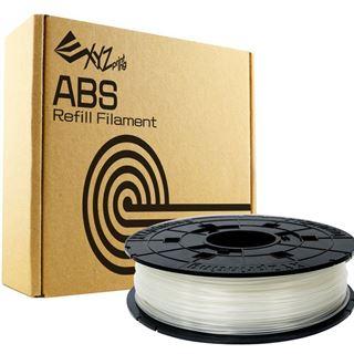 XYZPrinting Filamentcassette Nature Refill ABS für da Vinci