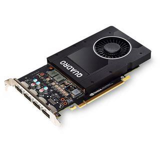 5GB PNY Quadro P2000 Aktiv PCIe 3.0 x16