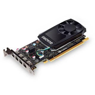 2GB PNY Quadro P600 Aktiv PCIe 3.0 x16 (Retail)