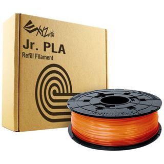 XYZPrinting Filamentcassette claer Tangerine PLA für 3D Drucker