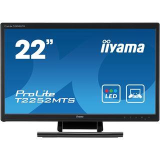 "21,5"" (54,61cm) iiyama ProLite T2252MTS-B5 schwarz 1920x1080"