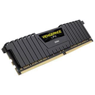 16GB Corsair Vengeance LPX für AMD schwarz DDR4-2400 DIMM CL16