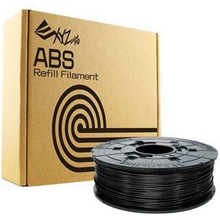 XYZPrinting Filamentcassette Black Refill ABS für da Vinci