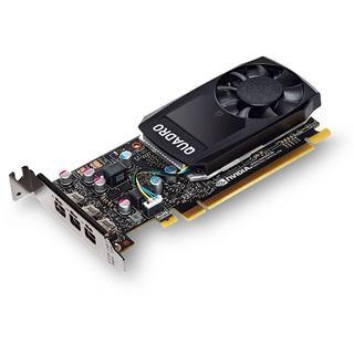 2GB PNY Quadro P400 DVI Aktiv PCIe 3.0 x16 (Retail)