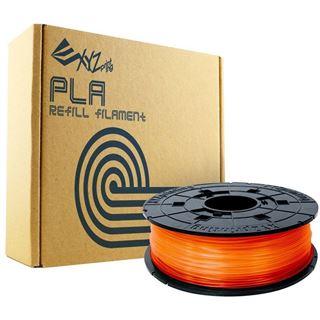 XYZPrinting Filamentcassette Clear Tangerine Refill PLA für da