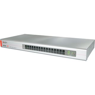 Lindy KVM IP Switch Combo 16 mit KVM-IP 16 USB-PS/2-VGA Server P.