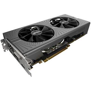 8GB Sapphire Radeon RX 580 Nitro+ Limited Edition Aktiv PCIe 3.0 x16 (Retail)