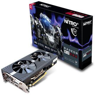 4GB Sapphire Radeon RX 580 Nitro+ Aktiv PCIe 3.0 x16 (Retail)