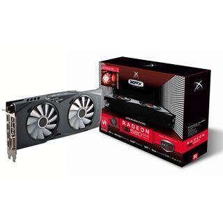 8GB XFX Radeon RX 580 GTR-S Black Aktiv PCIe 3.0 x16 (Retail)