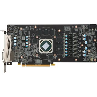 8GB MSI Radeon RX 580 Armor 8G OC Aktiv PCIe 3.0 x16 (Retail)