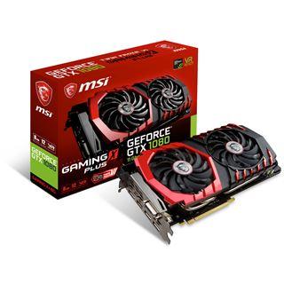 8GB MSI GeForce GTX 1080 Gaming X+ 8G Aktiv PCIe 3.0 x16 (Retail)