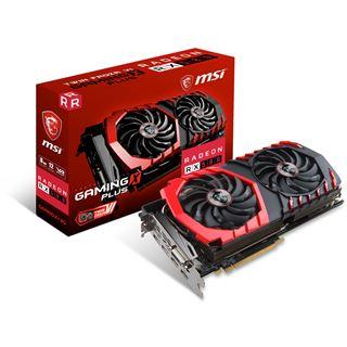 8GB MSI Radeon RX 580 Gaming X+ 8G Aktiv PCIe 3.0 x16 (Retail)