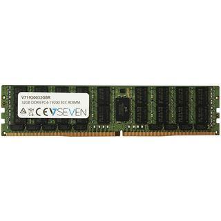 32GB V7 V71920032GBR DDR4-2400 regECC DIMM CL17 Single