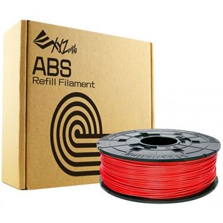 XYZPrinting Filamentcassette Red Refill ABS für da Vinci