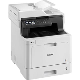 Brother DCP-L8410CDW Farblaser Drucken / Scannen / Kopieren LAN / USB