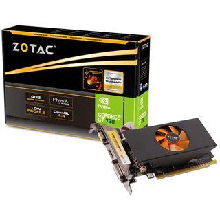4GB ZOTAC GeForce GT 730 4GB DDR5 ZONE Editionwith GeForce Experience