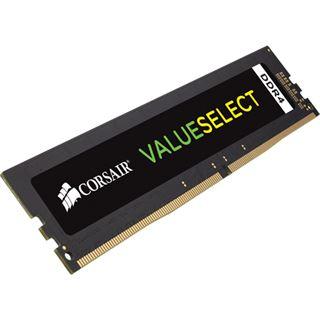 4GB Corsair Value Select DDR4-2400 DIMM CL16 Single