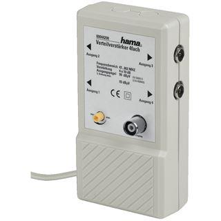 SAT Hama Verteilverstärker 4fach