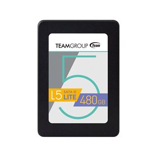 "480GB TeamGroup SSD 2.5"" (6.4cm) SATA 6Gb/s (T2535T480G0C101)"