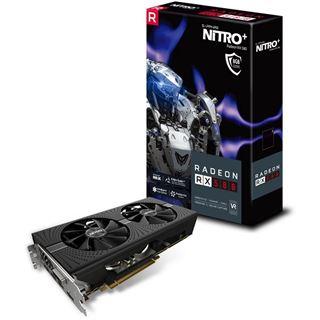 8GB Sapphire Radeon RX 580 Nitro+ Aktiv PCIe 3.0 x16 (Lite Retail)
