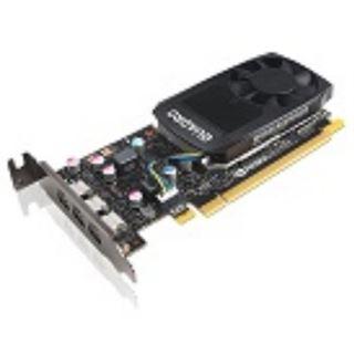 2GB Lenovo Quadro P400 4X60N86656 Aktiv PCIe 3.0 x16 (Retail)