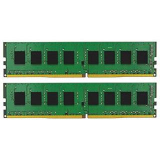 8GB Kingston ValueRAM KVR24N17S8K2/8 DDR4-2400 DIMM CL17 Dual Kit