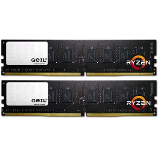 16GB GeIL Ryzen Pristine DDR4-2400 DIMM CL16 Dual Kit