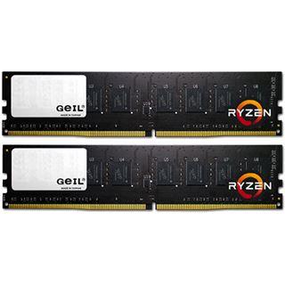 16GB GeIL Ryzen Pristine DDR4-2133 DIMM CL15 Dual Kit
