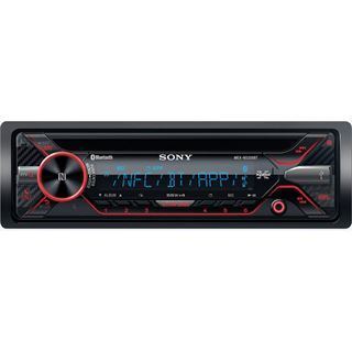 Sony MEX-N5200BT CD-Tuner/AUX/USB/Dual-Bluetooth/NFC/iPod