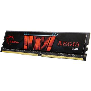 16GB G.Skill Aegis DDR4-2400 DIMM CL17 Dual Kit