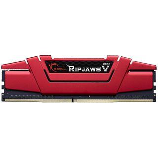 16GB G.Skill Ripjaws V rot DDR4-2400 DIMM CL17 Dual Kit