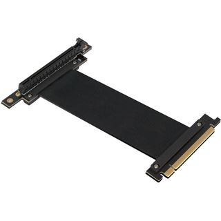 Nanoxia PCI-E 3.0 Riser Card Cable Typ B - 20 cm