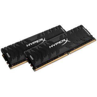 32GB HyperX Predator schwarz DDR4-2400 DIMM CL12 Dual Kit