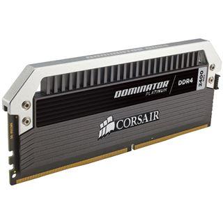 128GB Corsair Dominator Platinum DDR4-2400 DIMM CL14 Octa Kit