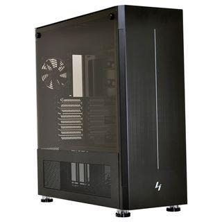 Lian Li PC-V3000 mit Sichtfenster Big Tower ohne Netzteil schwarz