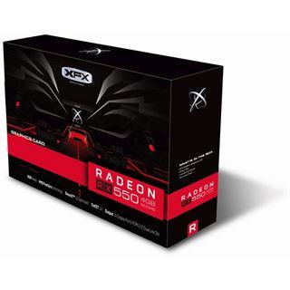 4GB XFX Radeon RX 550 Core Edition Aktiv PCIe 3.0 (Retail)
