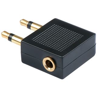 Lindy Stereo Audio-Adapter 2x 3.5mm Kl St an 3.5mm