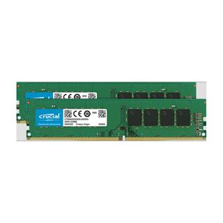 16GB Crucial CT2K8G4DFS8266 DDR4-2666 DIMM CL19 Dual Kit